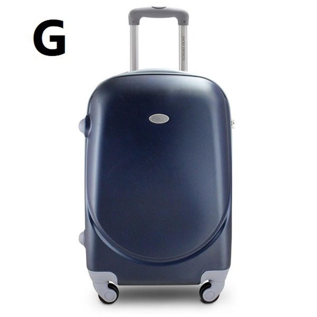 Mala de Viagem Tamanho Grande Select Azul Jacki Design