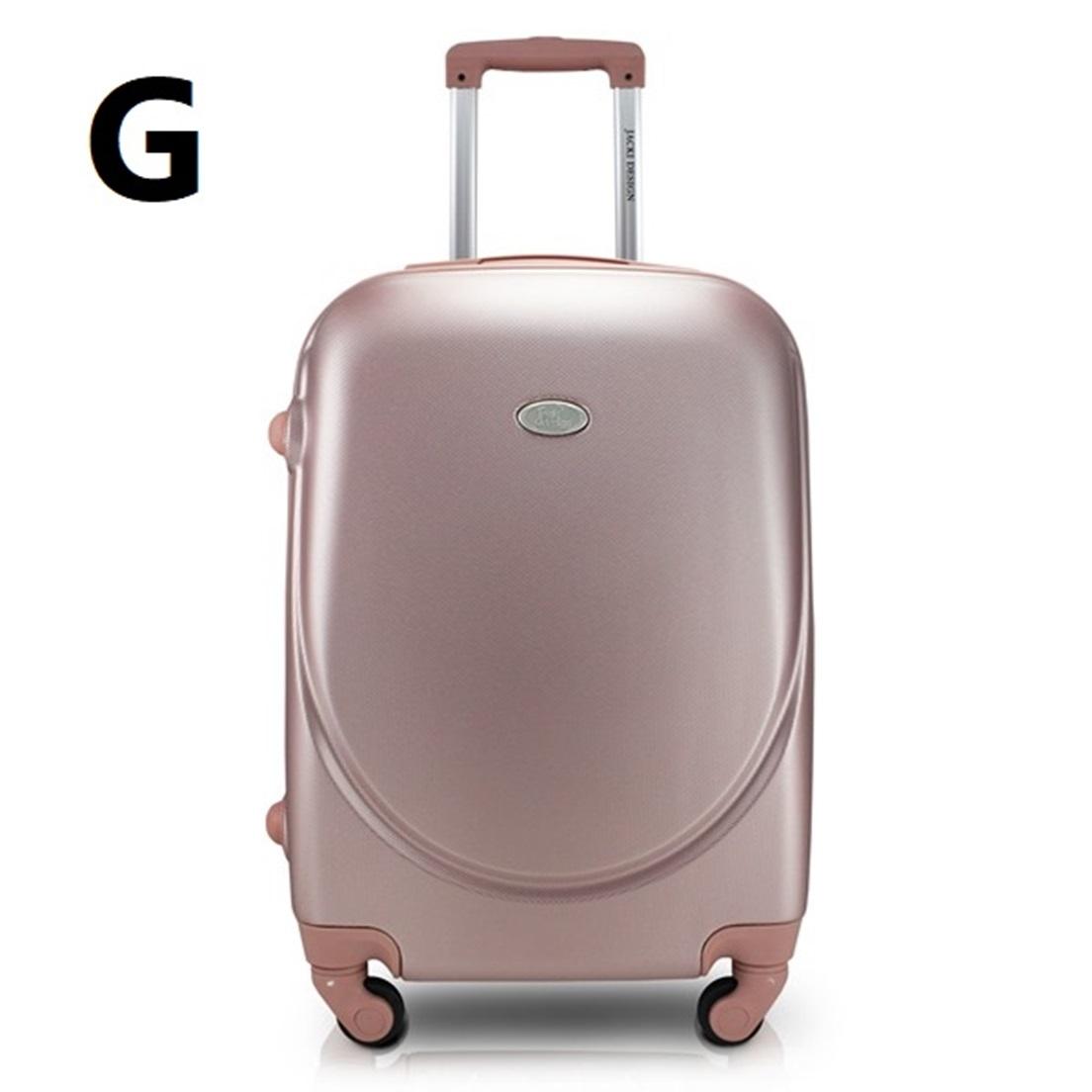 Mala de Viagem Tamanho Grande Select Rose Jacki Design