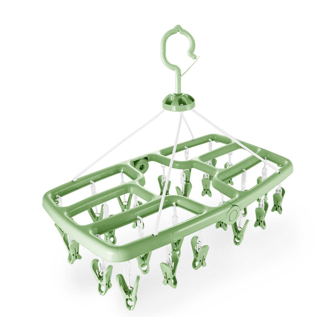 Mini Varal Retangular com 24 Prendedores Lifestyle Jacki Design