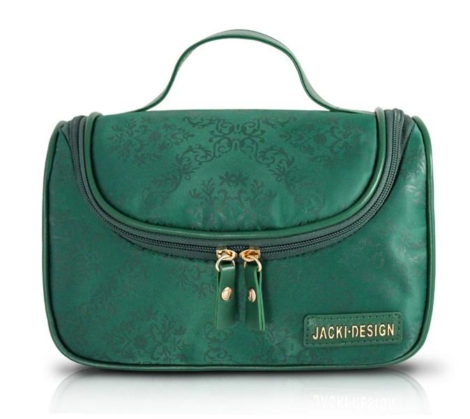 Necessaire com Gancho Damasco Essencial II Jacki Design