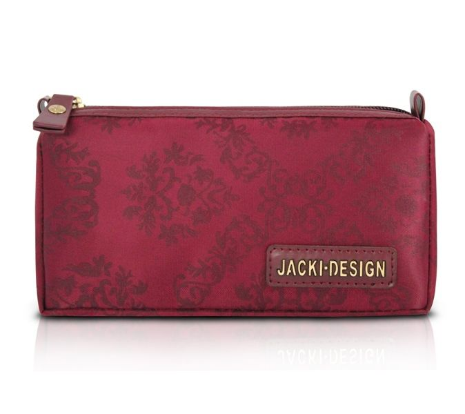 Necessaire de Bolsa em Tecido Essencial II Jacki Design