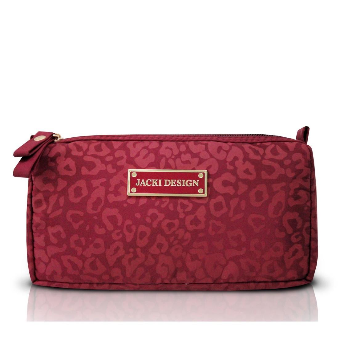 Necessaire de Bolsa Onça Jacki Design Miss Chantelle
