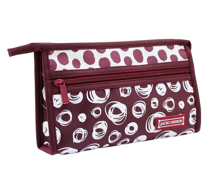 Necessaire Envelope Bolinha Jacki Design Pop Art