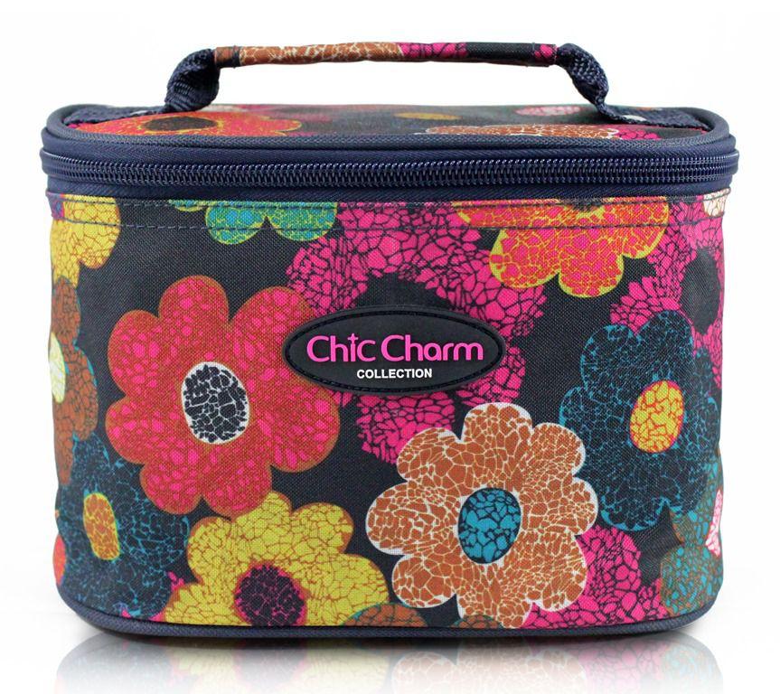 Necessaire Tamanho Médio Chic Charm Jacki Design