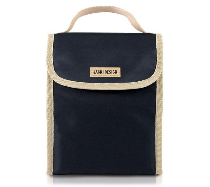 Necessaire Térmica Tamanho Grande Jacki Design Essencial - Preto