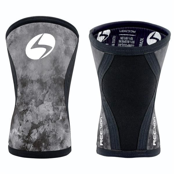 JOELHEIRA 5MM - ACCTION - CROSSFIT - SMOKE BLACK