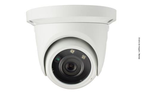Camera IP Dome - 1.0 Megapixel - IR 30mts - Lente 3.6mm TD-IDM100