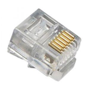 Conector rj 11 unidade