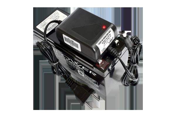 FONTE MINI MAX ( 13,8V - 2A ) COM 2 CABO P4
