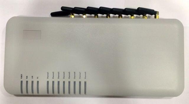 Gateway Goip-08 Gsm Voip