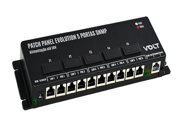 PATCH PANEL FAST SNMP 05P EVOLUTION (12V A 56V)