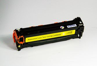 TONER COMPATIVEL HP CB542A/322A/CF212A