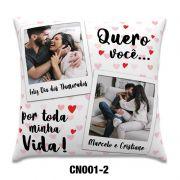 Almofada Personalizada com Foto para Namorado