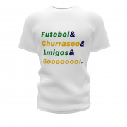 Camiseta Copa Personalizada