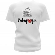Camisetas Pedagogia Personalizadas