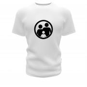 Camisetas Personalizadas Pai Mãe e Filha