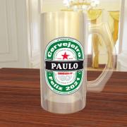 Caneca de Cerveja Personalizada