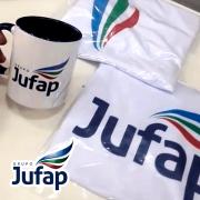 Cliente Jufap - Camiseta e Caneca - Técnica Sublimação