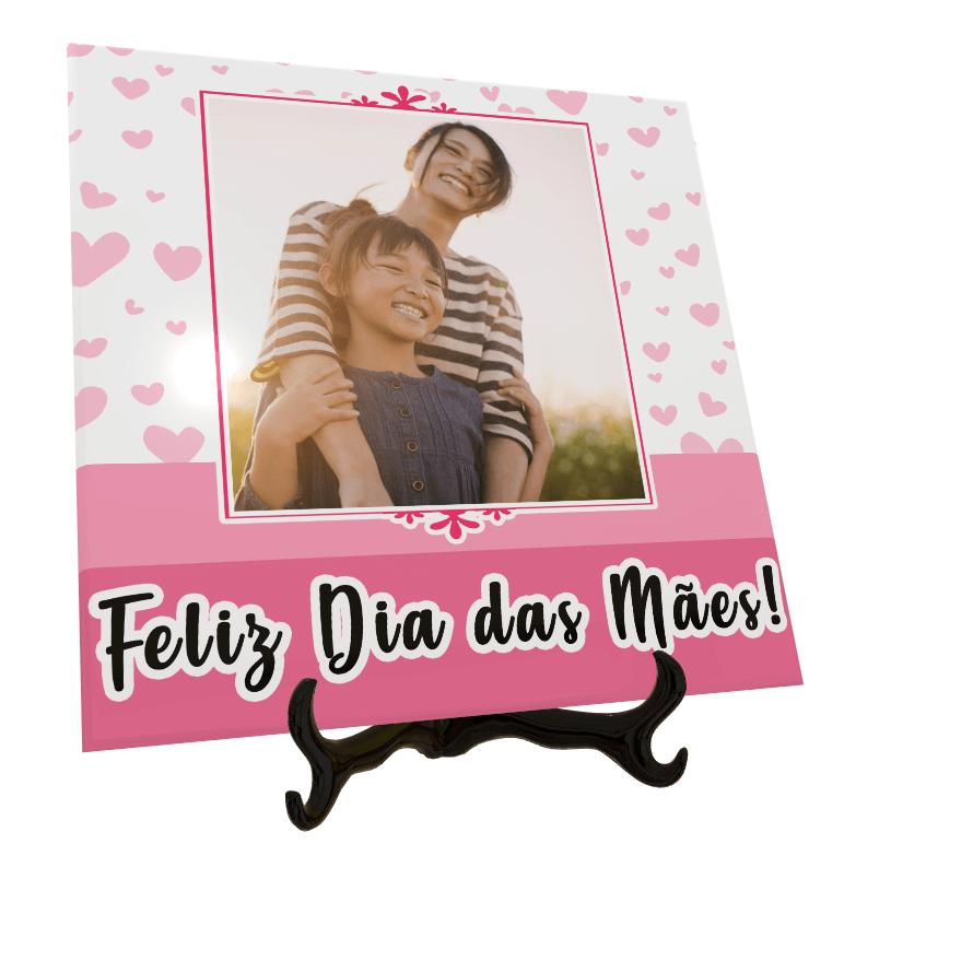 Azulejos Personalizados Dia das Mães