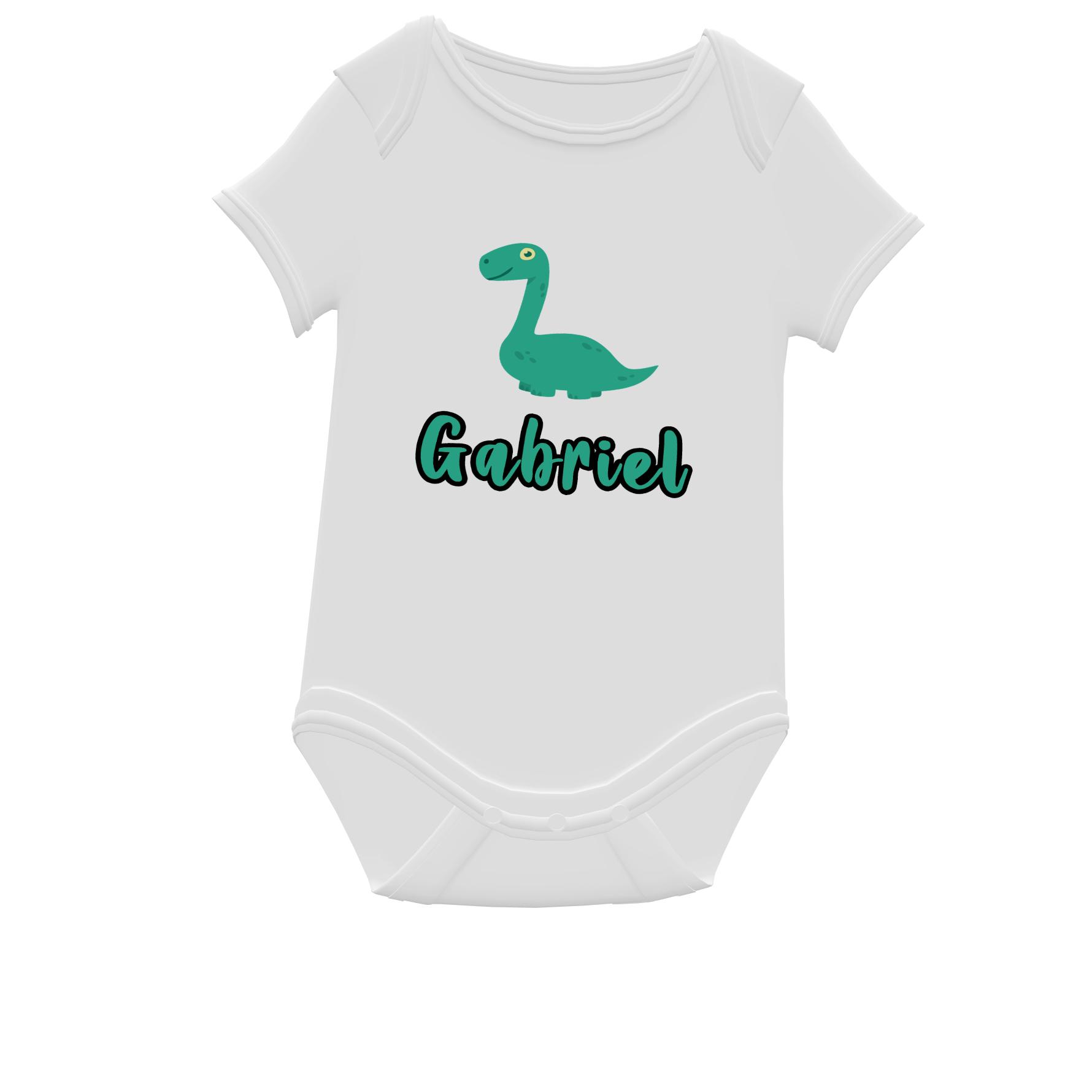 Body para Bebê Personalizado