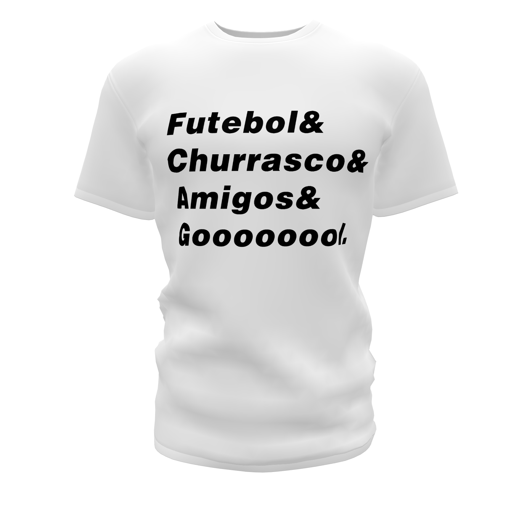 Camiseta Futebol Personalizada