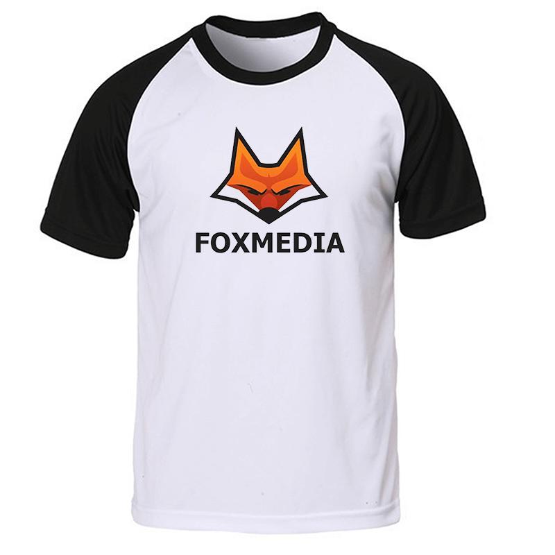 Camiseta Raglan Personalizada