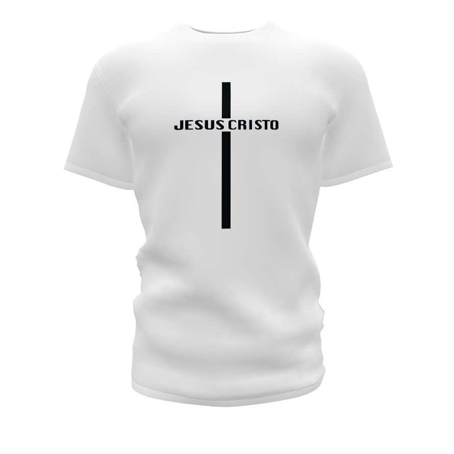 Camisetas Cristãs Personalizadas