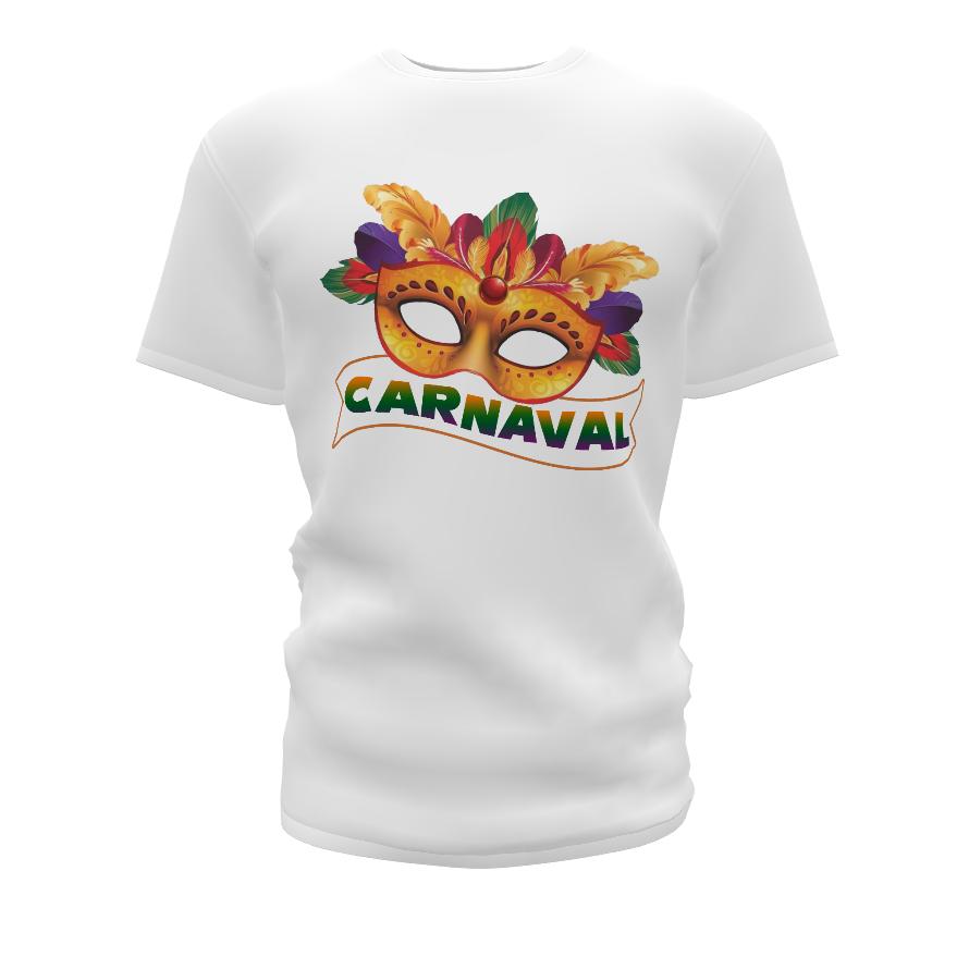 Camisetas de Carnaval Personalizadas