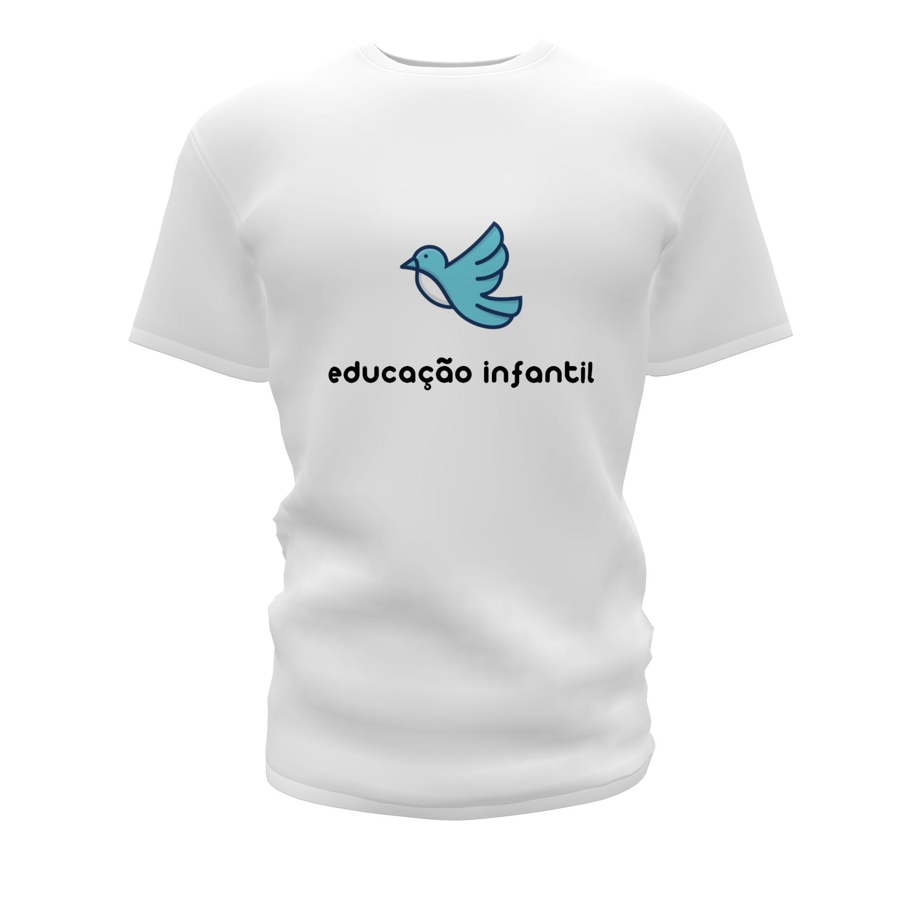 Camisetas Personalizadas Educação Infantil