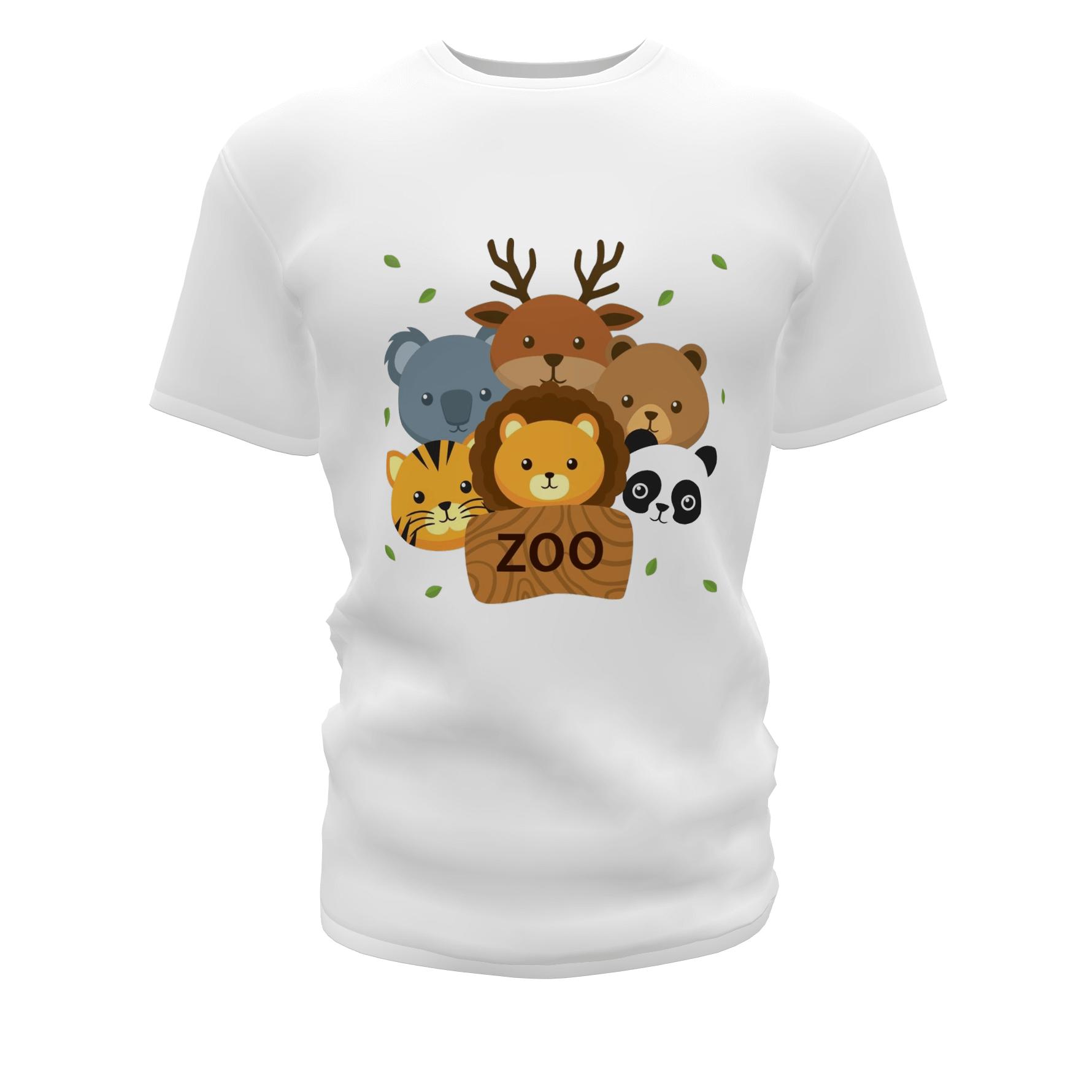 Camisetas Personalizadas para Crianças