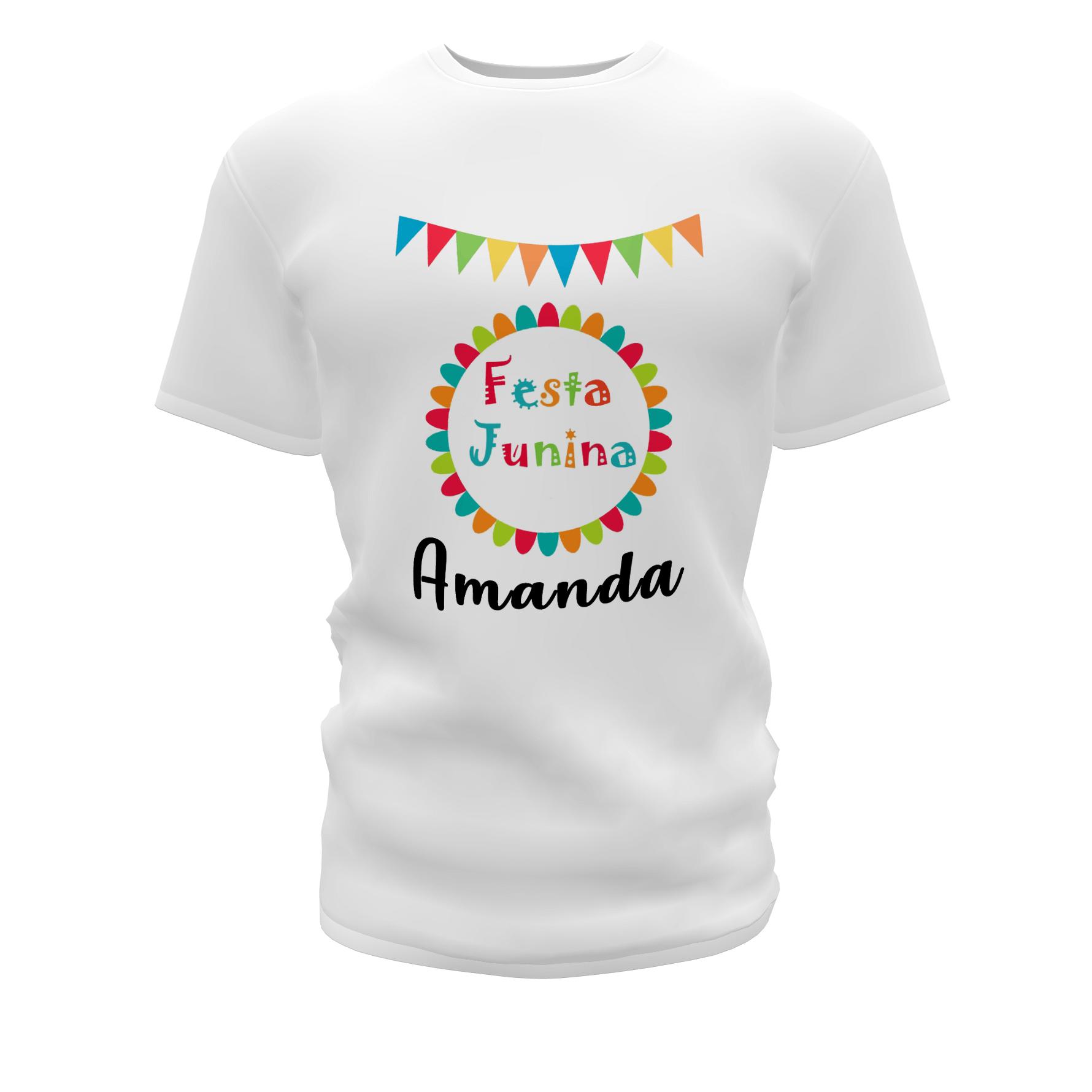 Camisetas Personalizadas para Festa Junina