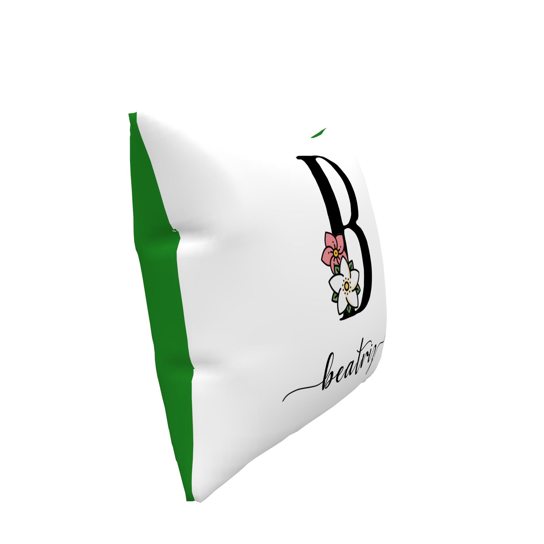 Capa de Almofada Personalizada
