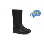 Bota Infantil Feminina Urban Boots Preto