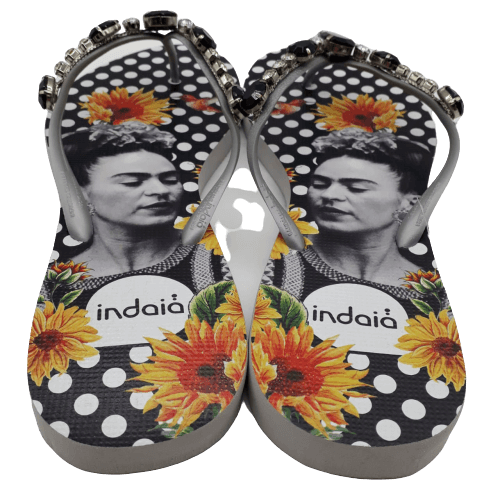 Chinelo INDAIA C/ Pedras Frida