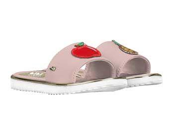 Rasteira Bibi 1015033 Flat Fashion Sweet