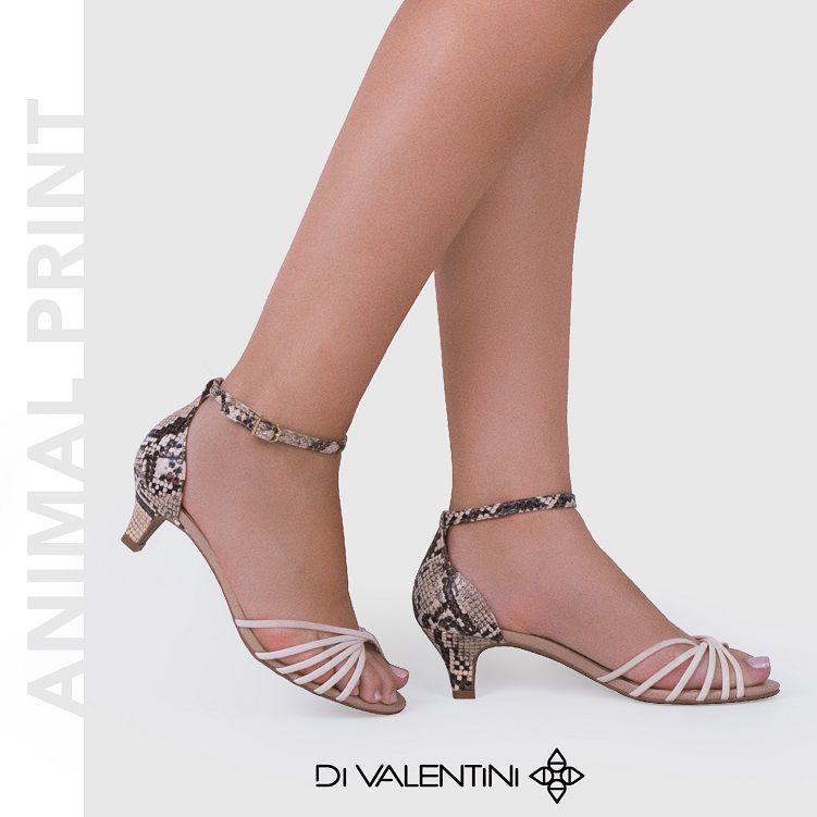 Sandália DI VALENTINI Aisha Areia