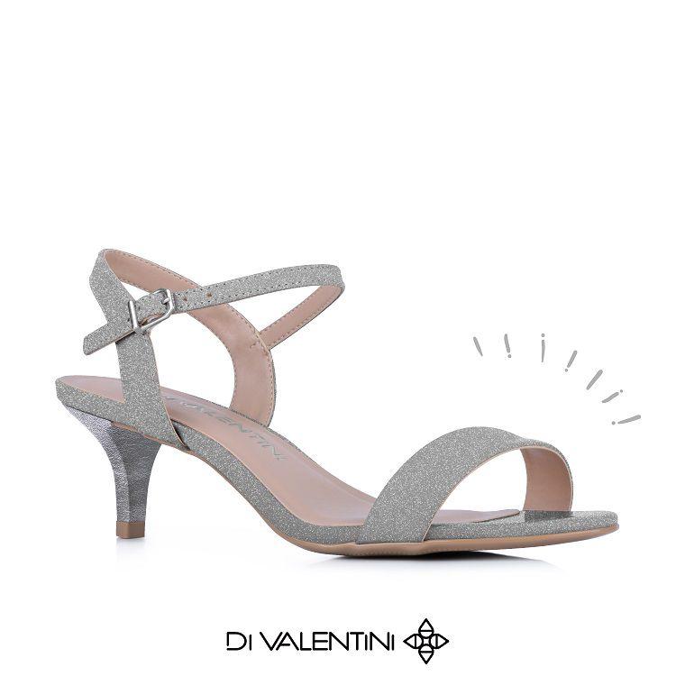 Sandália DI VALENTINI Duke New Prata