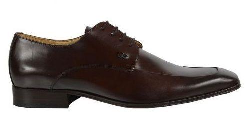 Sapato Masculino JORGE BOSCHIFF  Calfanil Café