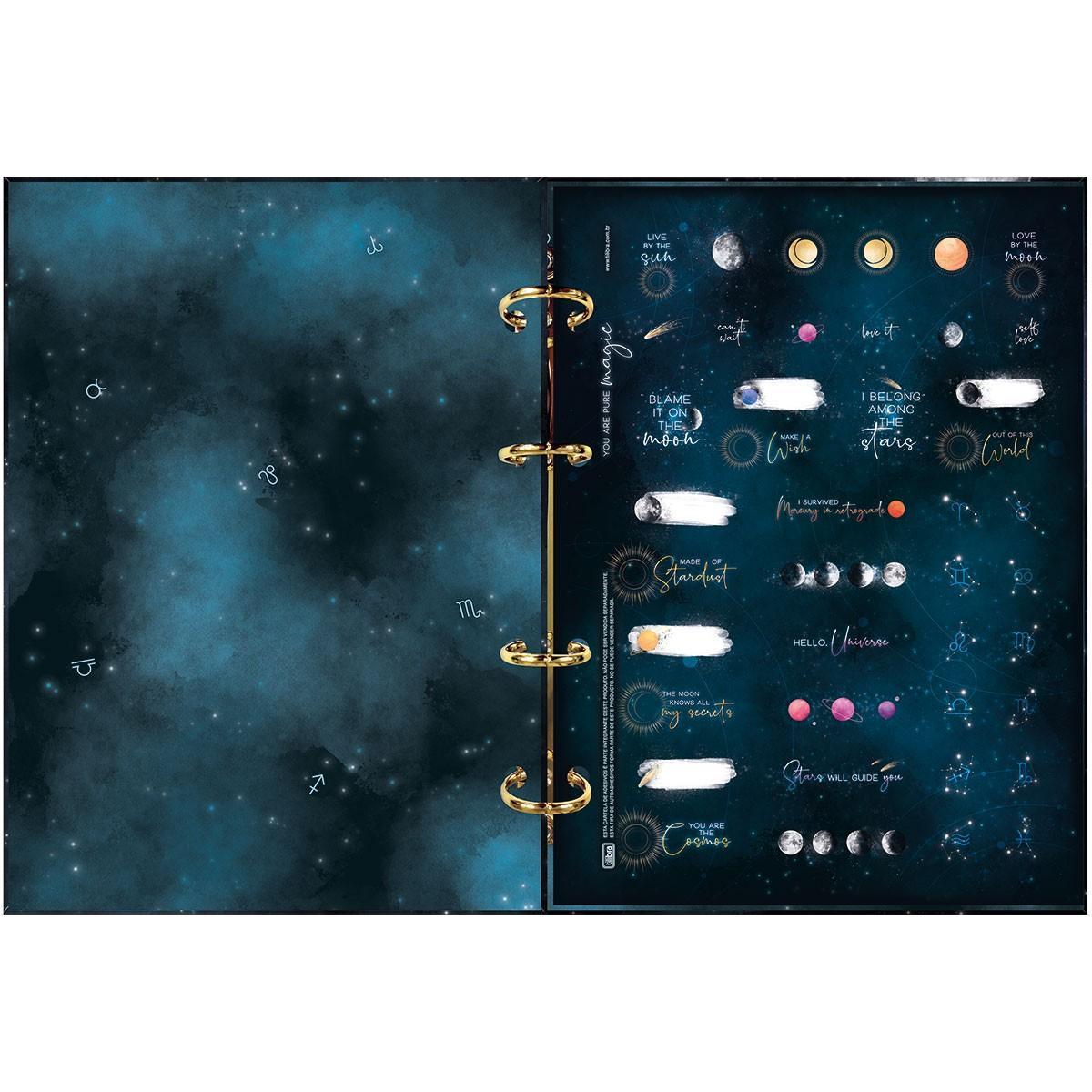 Planner Argolado 17,7 x 24 cm Magic 90 G 2022 - Tilibra
