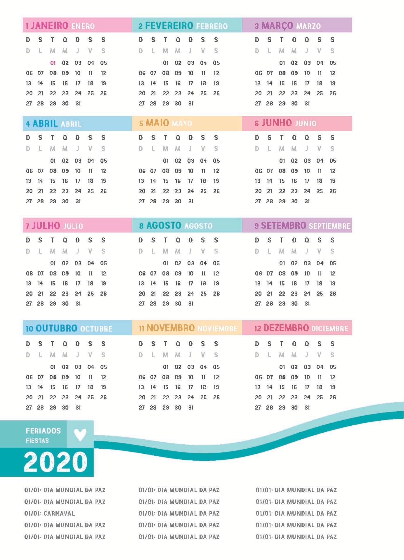 Agenda Diária 352pg 54024/20 Sweetnes