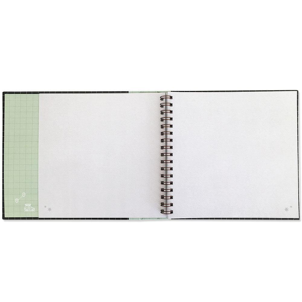 Álbum de Recordações - Cartões Gigantes