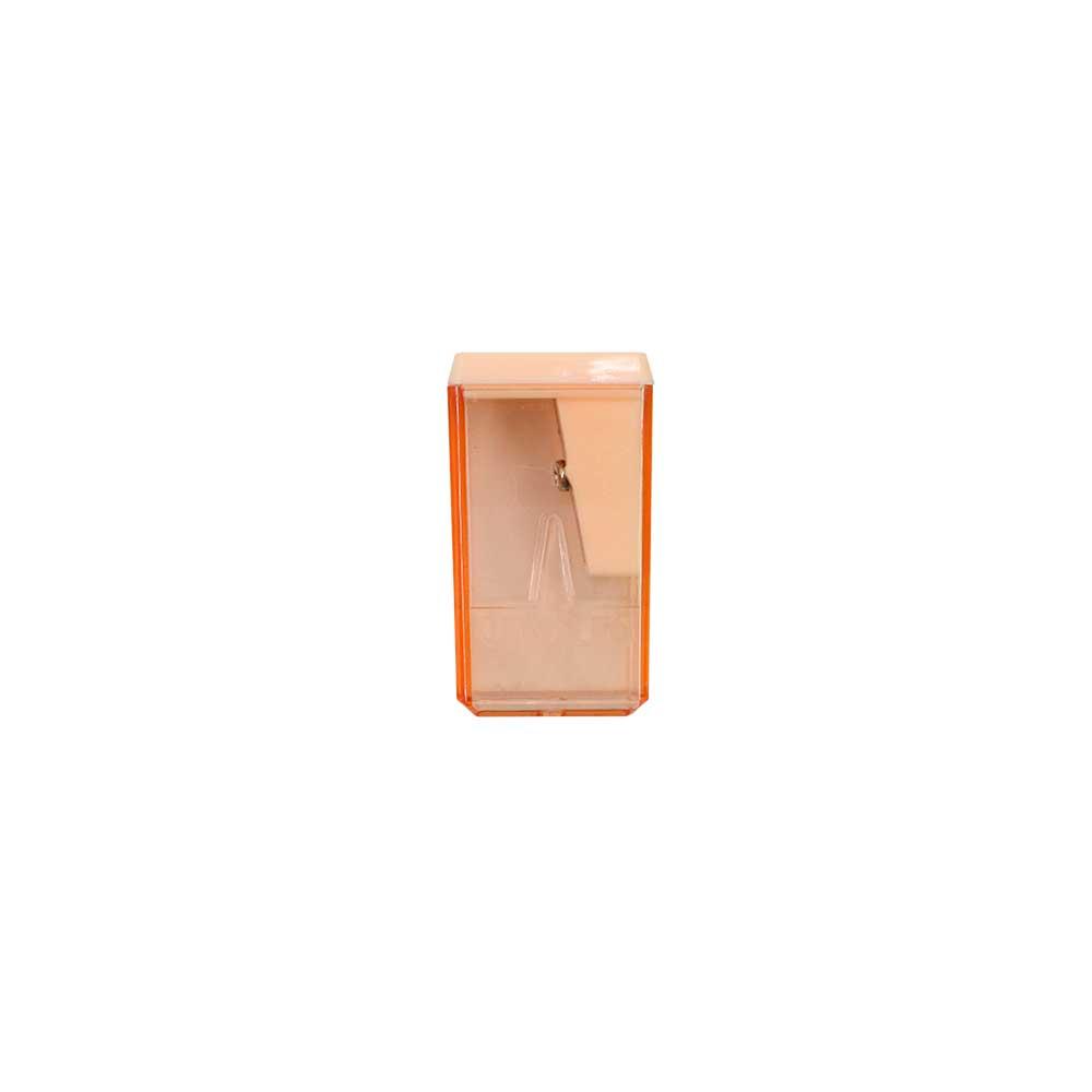 Apontador Bloco 40 C/ Depósito 4cm Pastel Trend - Leo & Leo