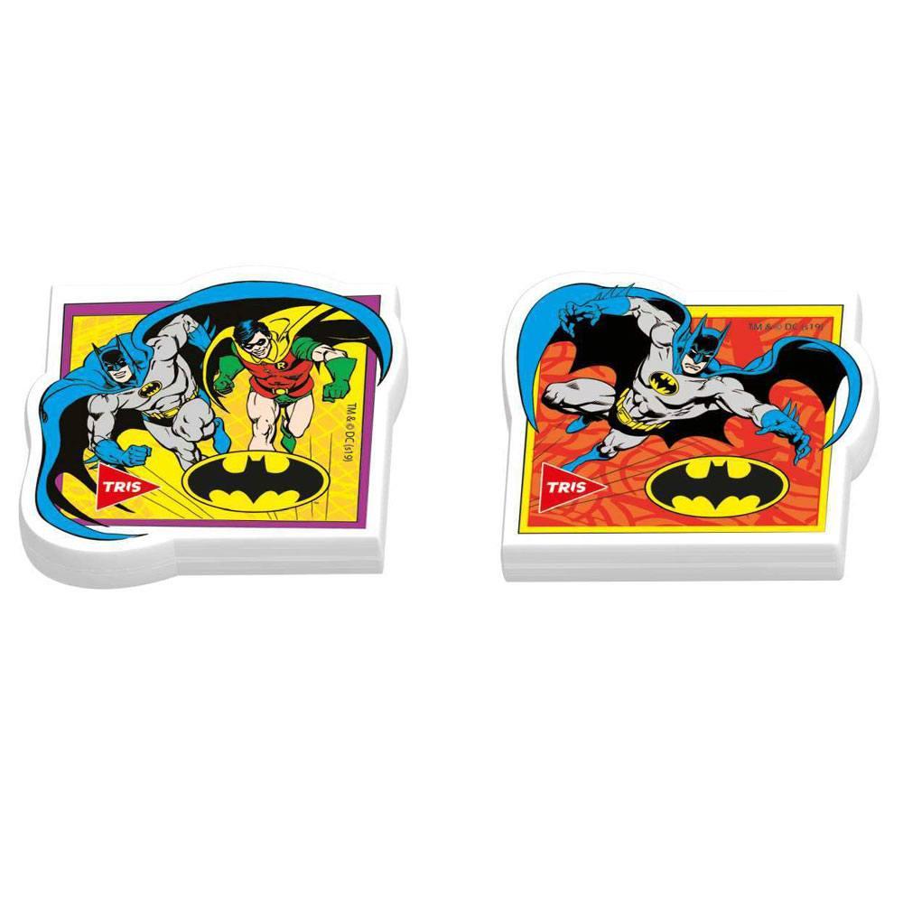 Borracha Plástica Decorada Batman Summit