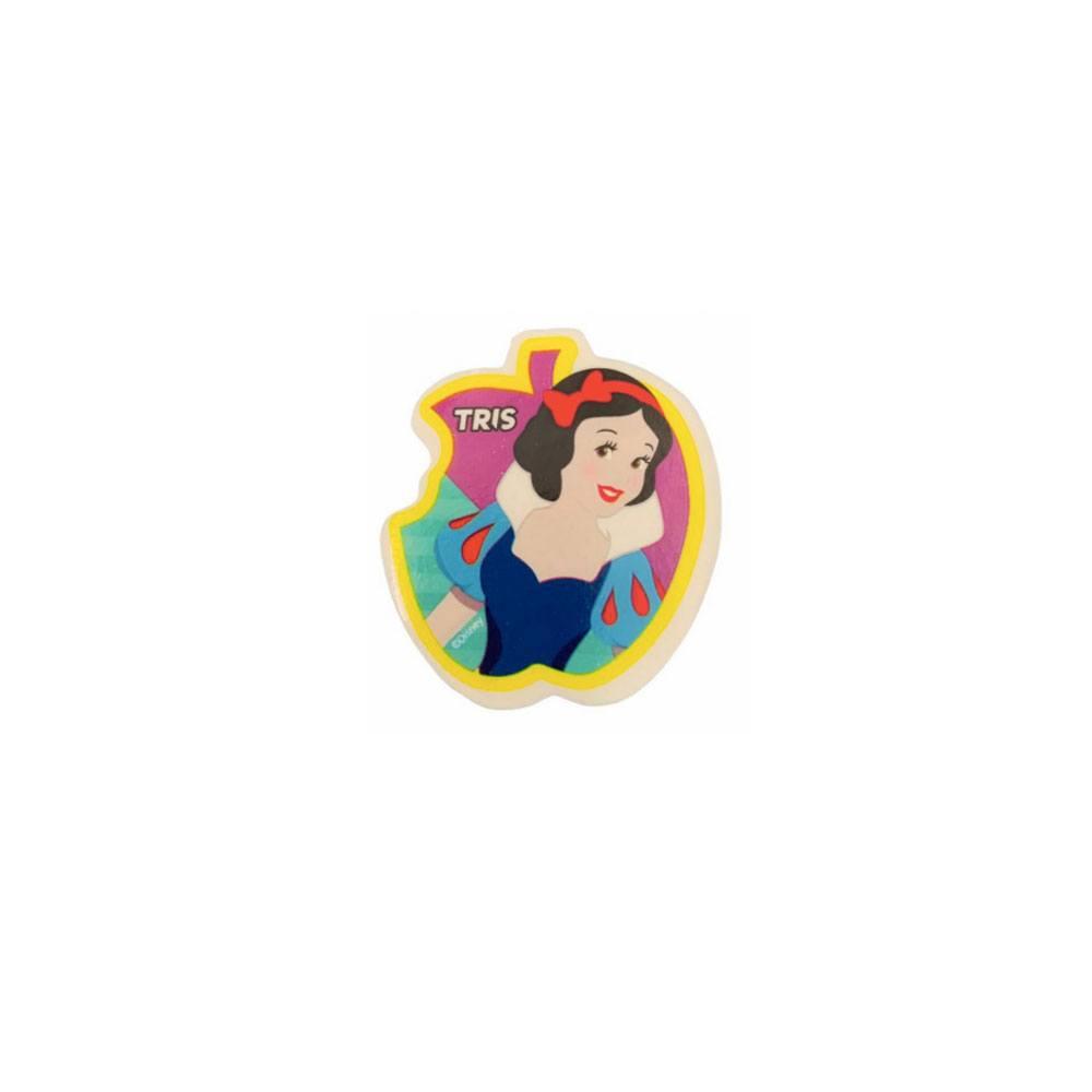 Borracha Plástica Princesas Disney - Tris