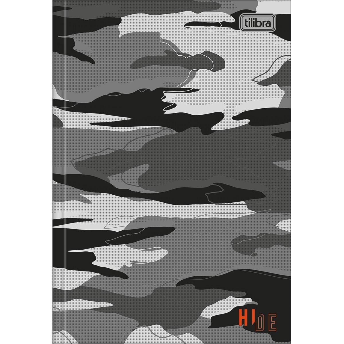 Caderno Brochura Capa Dura 1/4 Hide 80 Fls - Tilibra