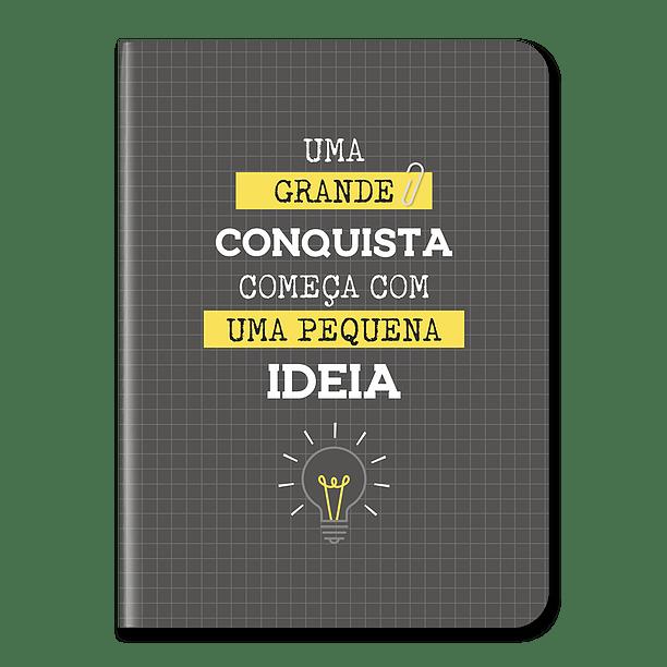 Caderneta Pontada/Pontilhada 30fls - Cartões Gigantes