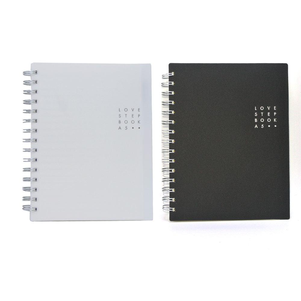 Caderno de Anotações 5 Divisórias 102 Folhas