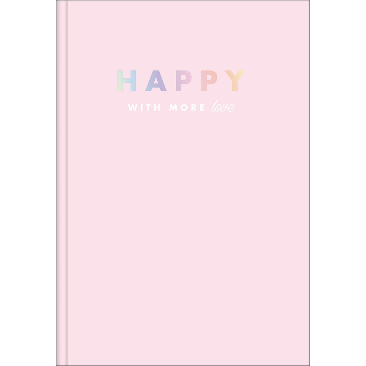 Caderno Brochura Capa Dura 1/4 Happy 80 Fls - Tilibra