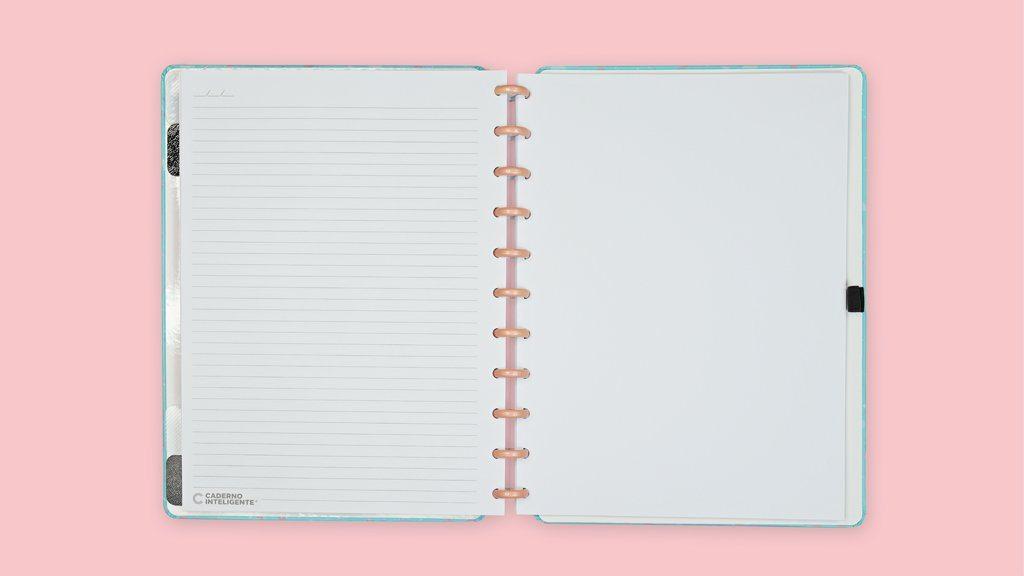 Caderno Inteligente Be Joy By Juliana Baltar - Grande