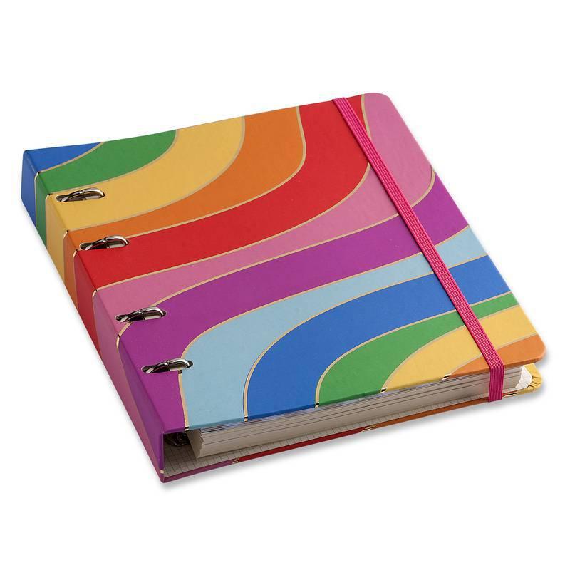 Caderno Criativo Argolado Todas Juntas Pautado - 17x24 - Cicero